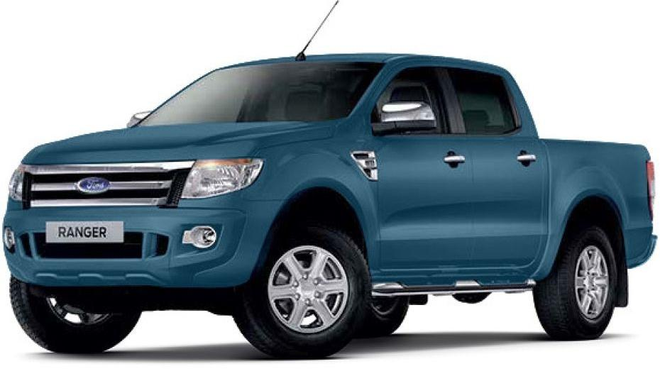 Ford Ranger (2018) Others 001