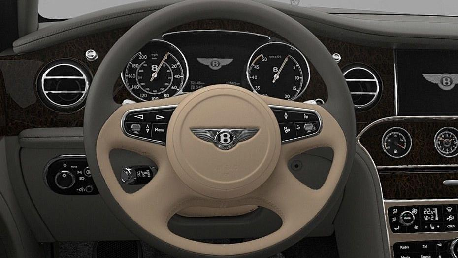 Bentley Mulsanne (2017) Interior 002