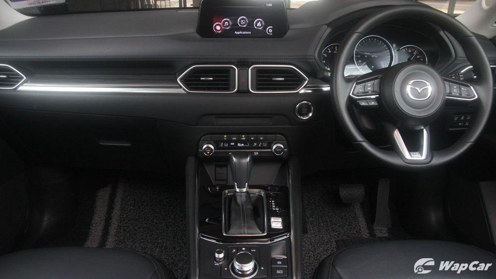 2019 Mazda CX-5 2.5L TURBO Interior 062
