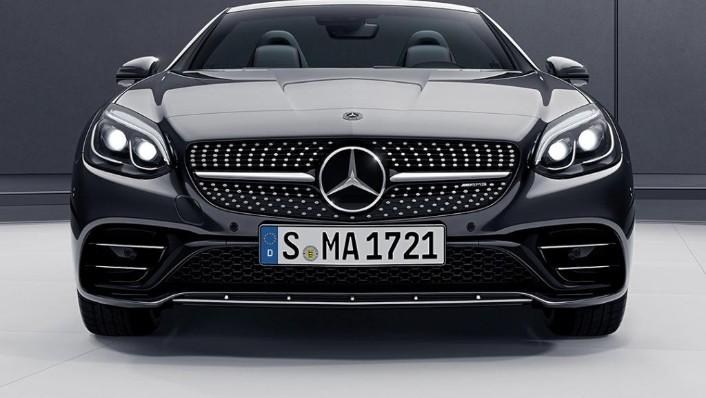 Mercedes-Benz SLC AMG (2019) Exterior 001