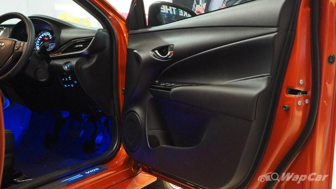 2021 Toyota Vios 1.5G Interior 012