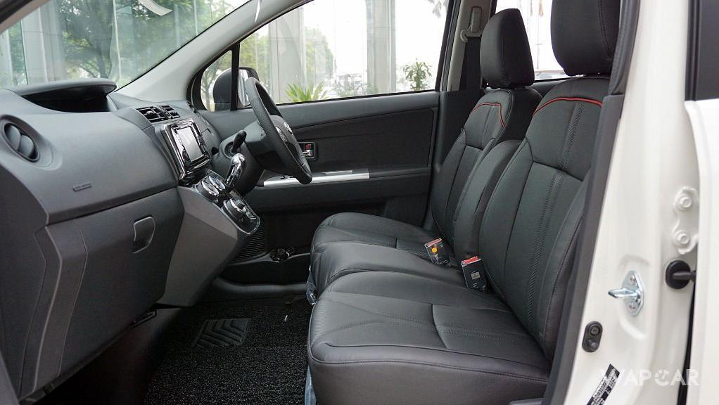 2018 Perodua Alza 1.5 AV AT Interior 027