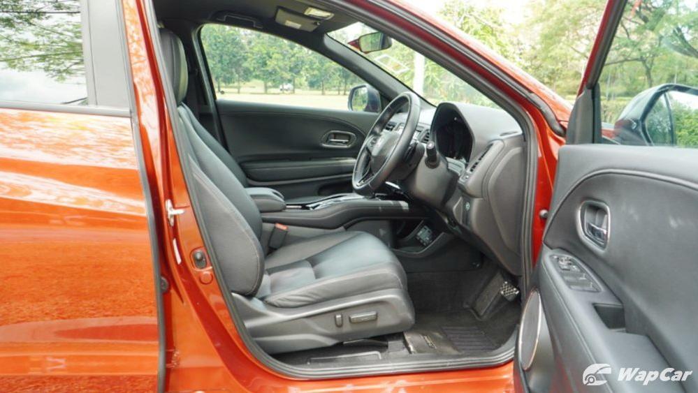 2019 Honda HR-V 1.8 RS Interior 028