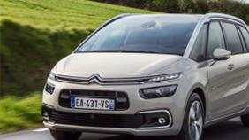 Citroën Grand C4 SpaceTourer (2018) Exterior 002