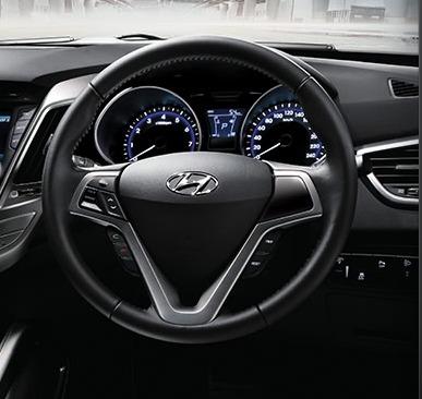 Hyundai Veloster (2017) Interior 002