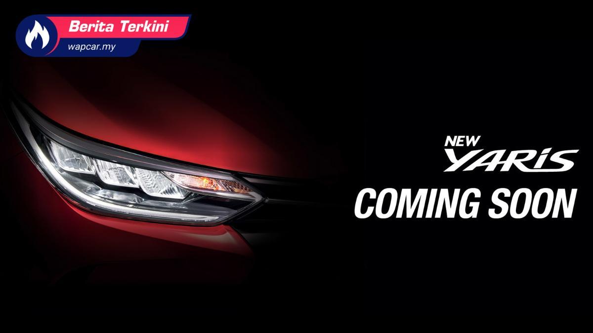 Toyota Yaris 2021 Facelift diacah - pelancaran Disember, ada Toyota Safety Suite 01
