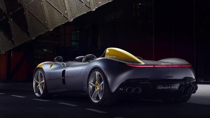 Ferrari Monza SP1 (2019) Exterior 007
