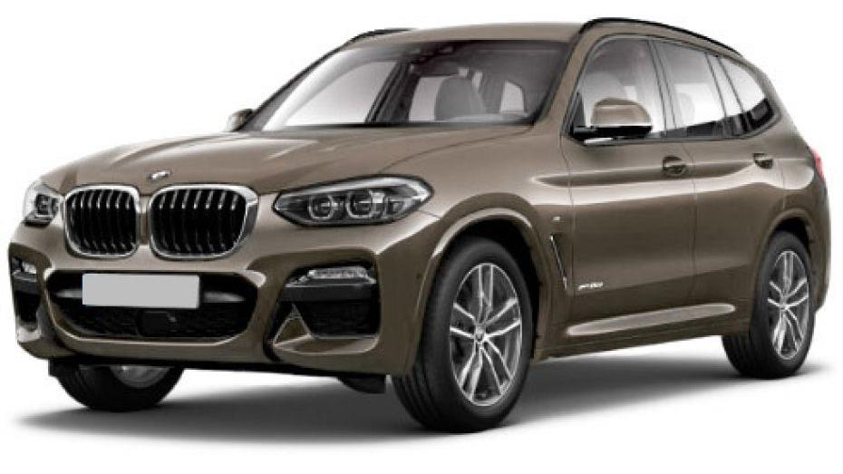 BMW X3 (2019) Others 002