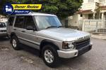 Owner Review: My Silver Tank - a 2003 Land Rover Discovery 2 Td5
