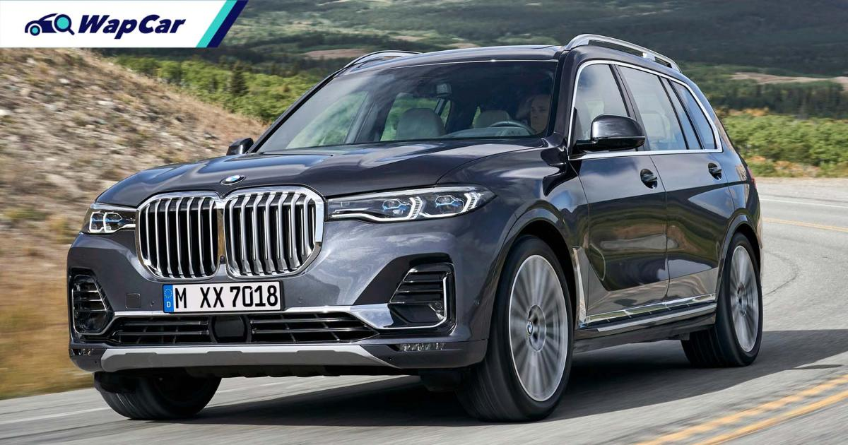After Thailand, 2021 BMW X7 will be CKD in Indonesia, Malaysia next 01