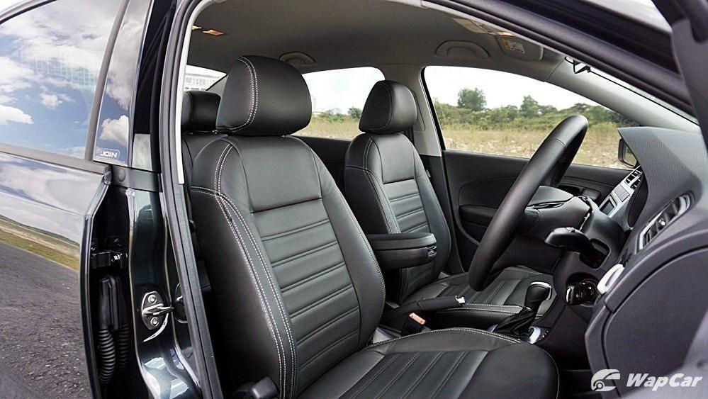 2018 Volkswagen Vento 1.2TSI Highline Interior 022