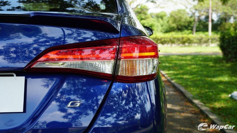 2019 Toyota Vios 1.5G Exterior 073