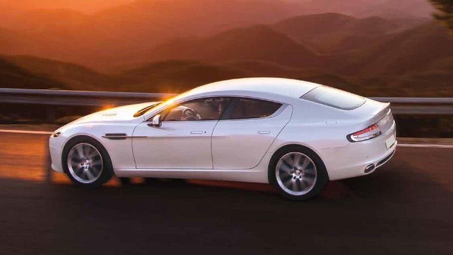 Aston Martin Rapide S (2015) Exterior 009