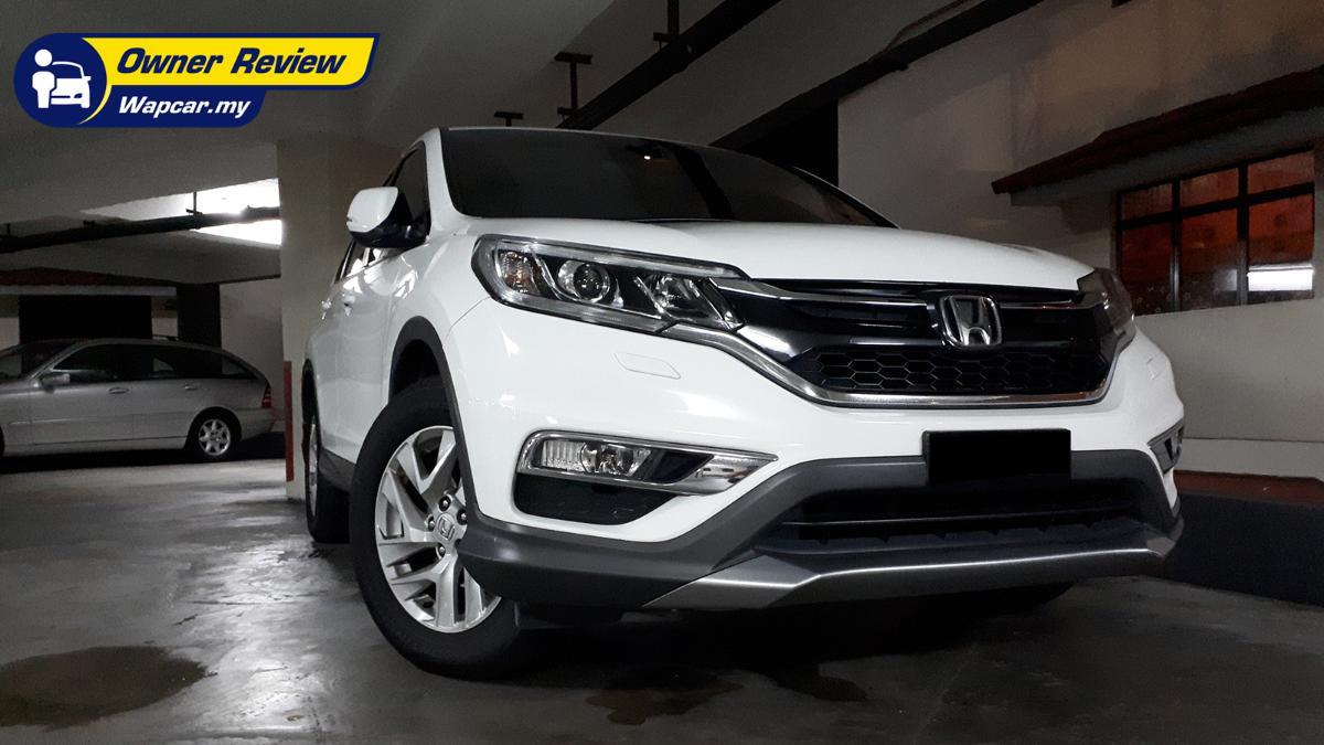 Owner Review of Honda CR-V