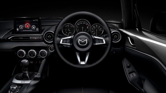 2020 Mazda MX-5 RF Public Interior 001