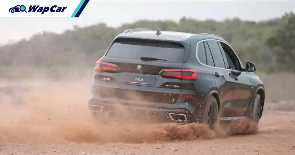 2021 BMW X5 PHEV Limited Edition announced for Malaysia – Limited to only 30 units 01