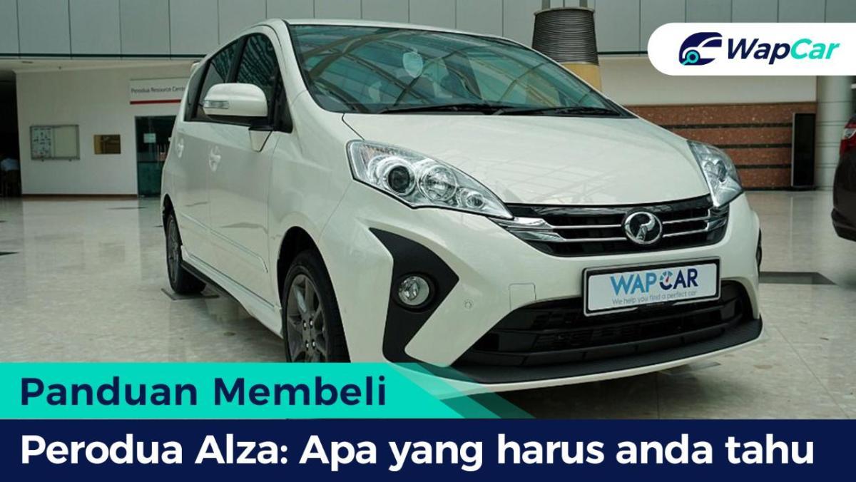 Perodua Alza kini lebih 10 tahun di pasaran. Masih berbaloi ke? 01