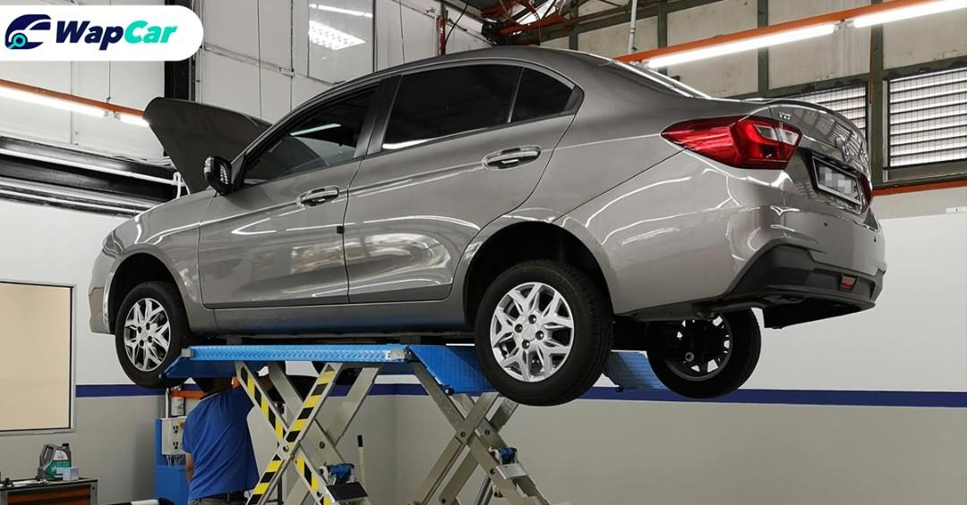 Proton Saga: Just RM 3,000 to maintain it for over 5 years/100,000 km 01