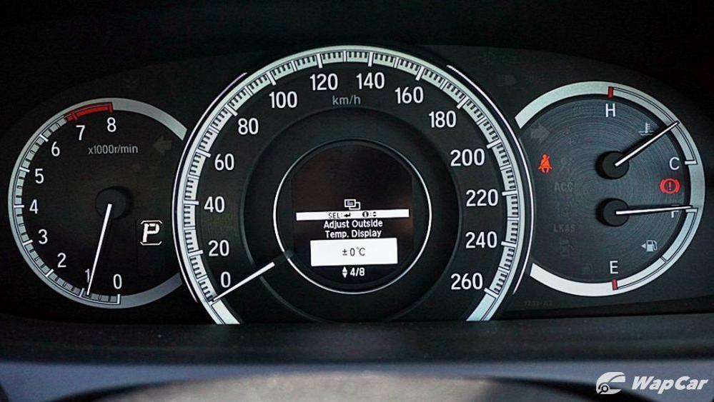 2018 Honda Accord 2.4 VTi-L Advance Interior 043