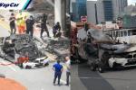 Video tular BMW M4 'dilenjan' sebelum rempuh kedai di Tanjong Pagar