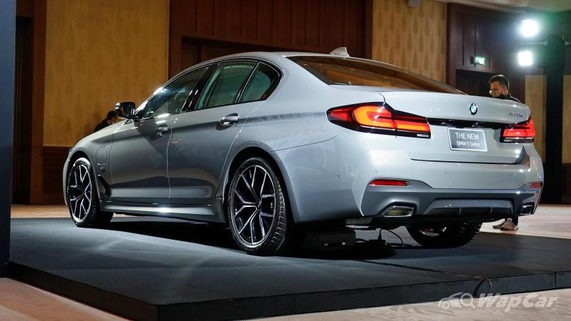 G30 2021 BMW 5 Series facelift (LCI) in Malaysia; from est. RM 343k, ACC with Stop&Go, Laserlight 02