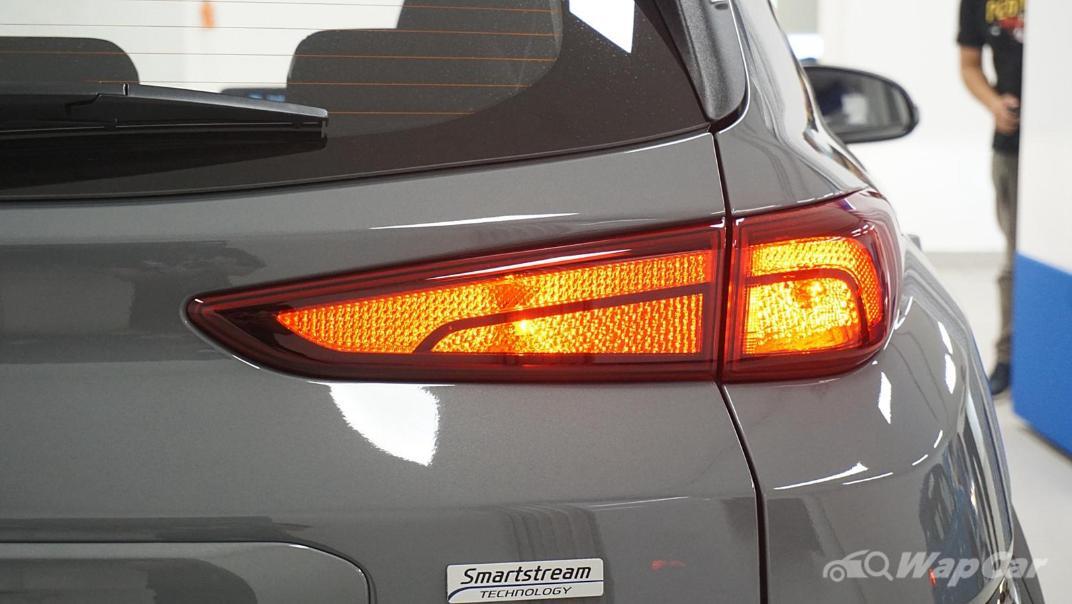 2021 Hyundai Kona 2.0 Standard Exterior 017