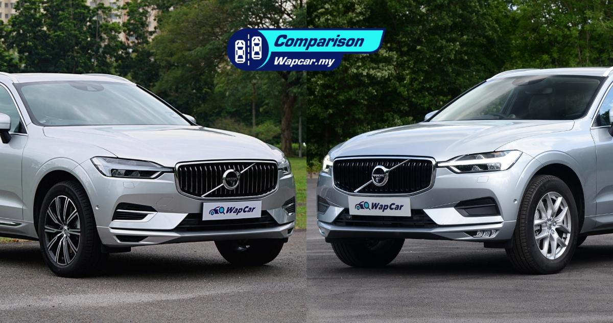 Volvo XC60 T5 vs T8 – Should you consider a hybrid? 01