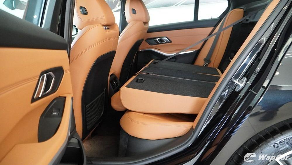 2019 BMW 3 Series 330i M Sport Interior 050