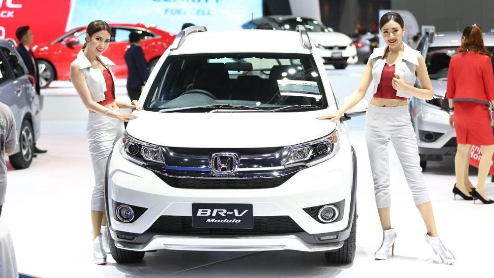Is the Honda BR-V an SUV or an MPV? 01