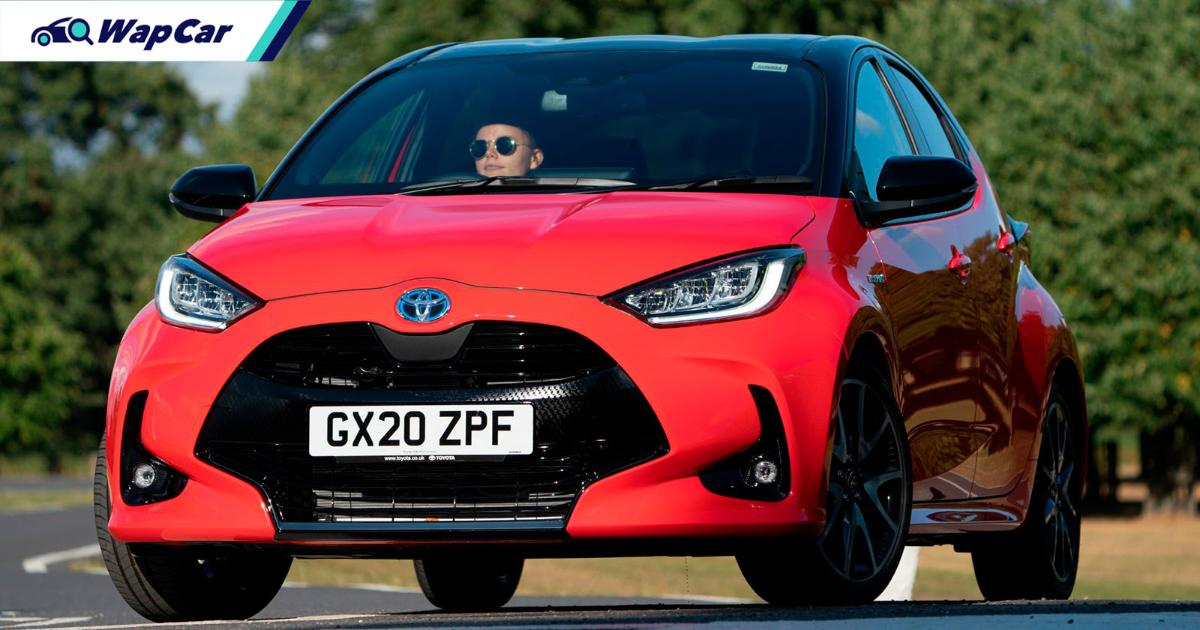 The TNGA-B Toyota Yaris was delayed for a year, still voted as Europe's finest 01