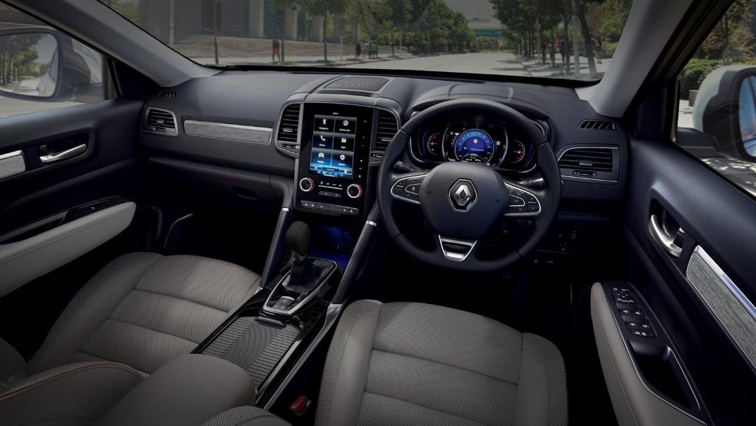 2021 Renault Koleos Interior 001