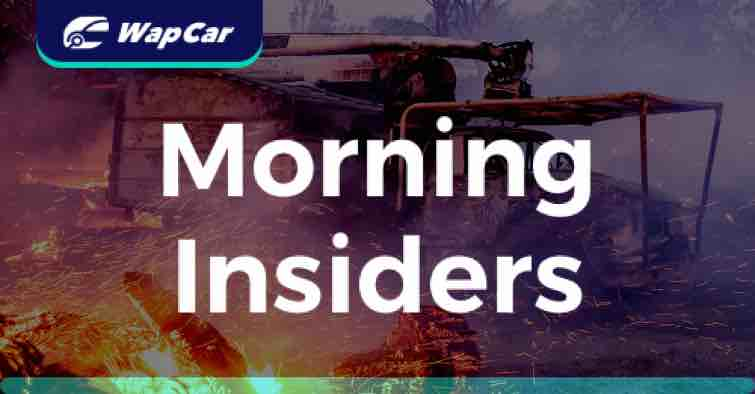 WapCar Morning Insiders: What is it like to drive right into the Fire?