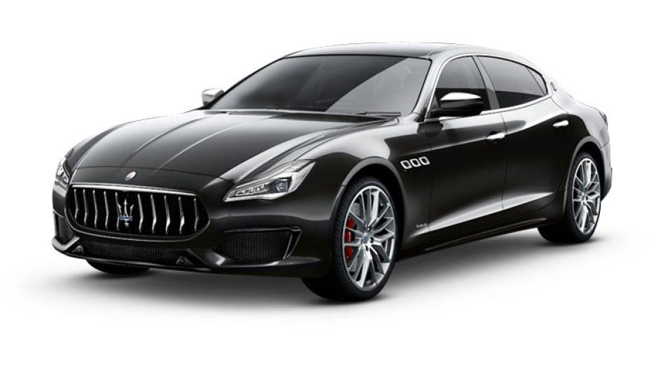 Maserati Quattroporte (2018) Others 005