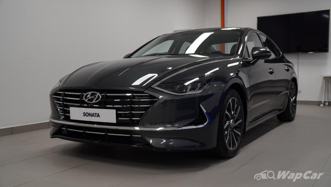 2020 Hyundai Sonata 2.5 Premium Exterior 049
