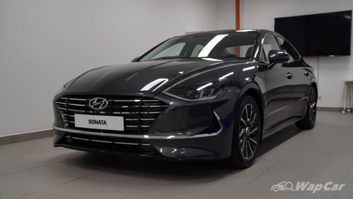 2020 Hyundai Sonata 2.5 Premium Exterior 002