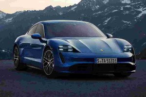 Porsche Taycan debuts: 761 PS and 1,050 Nm, needs only 2-Speed transmission