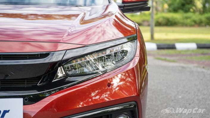 2020 Honda Civic 1.5 TC Premium Exterior 009