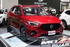 Live photos: 2020 MG ZS at the Bangkok Motor Show. This or the Honda HR-V?