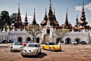 This Porsche gathering reminds us the joy of driving
