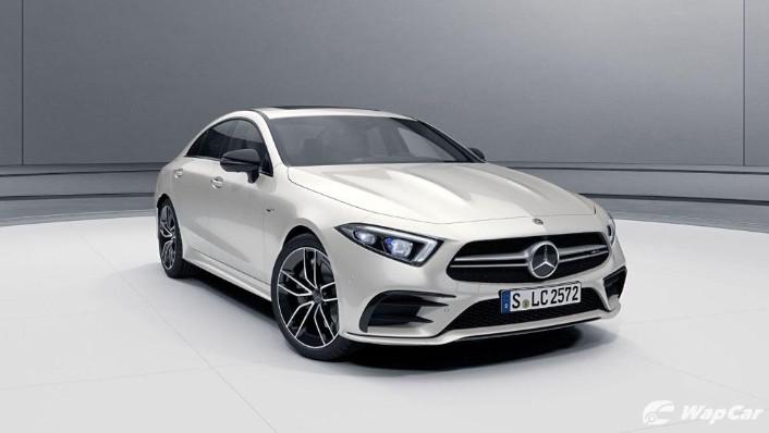2020 Mercedes-Benz CLS Exterior 001