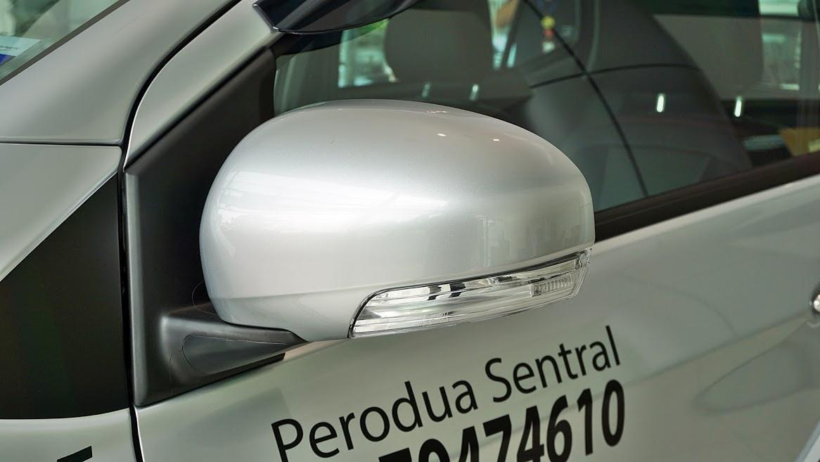2019 Perodua Axia AV 1.0 AT Exterior 051