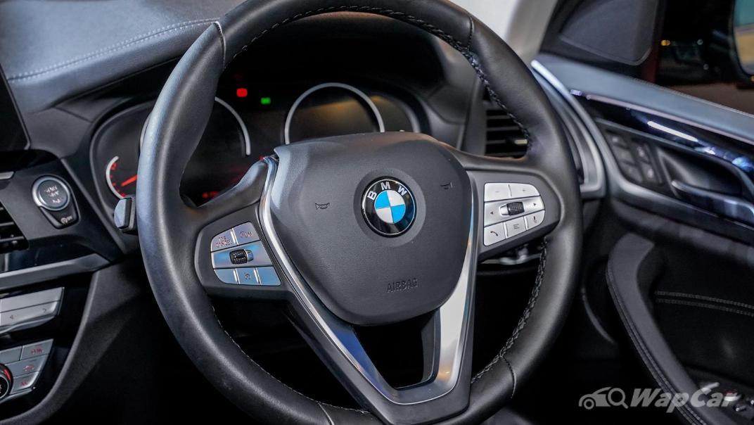 2021 BMW X3 sDrive20i Interior 004