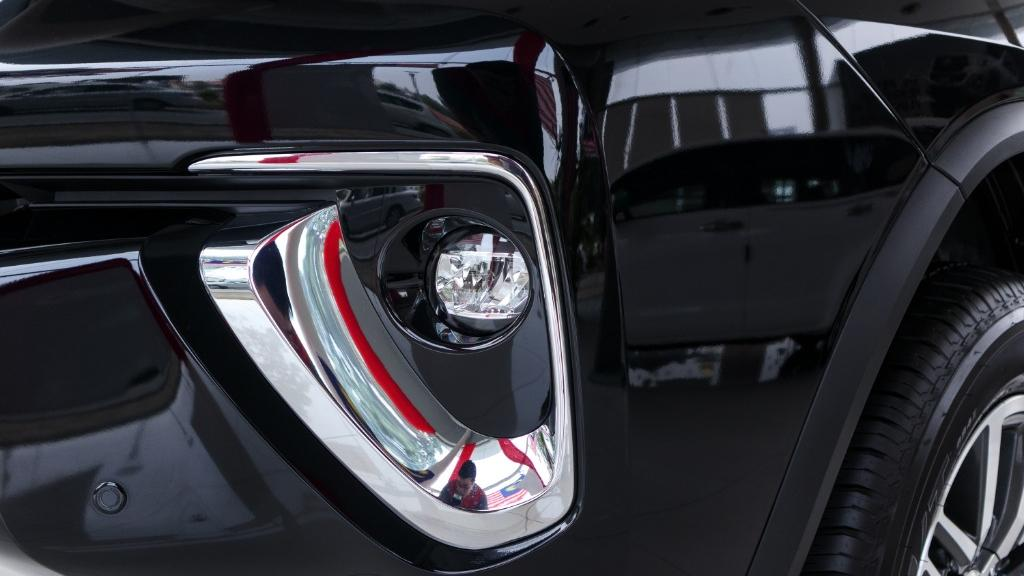 2018 Toyota Fortuner 2.7 SRZ AT 4x4 Exterior 011