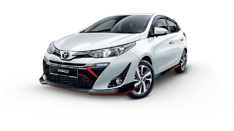 Toyota Yaris (2019) Others 001