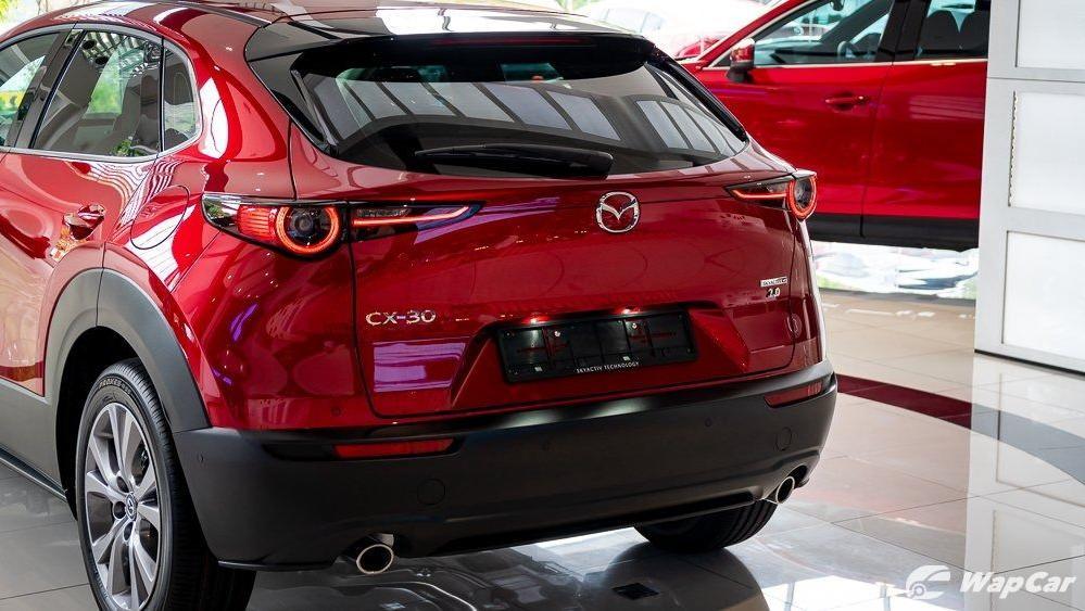 2020 Mazda CX-30 SKYACTIV-G 2.0 Exterior 042