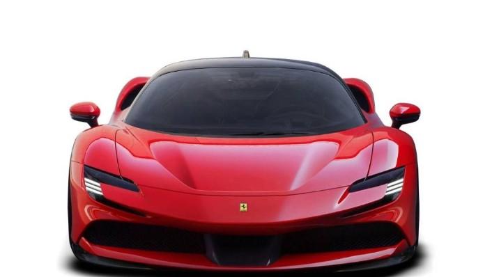 Ferrari SF90 Stradale (2020) Exterior 003