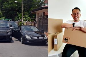 Rumah ada Toyota Vellfire dan Mercedes-Benz, tapi nak komputer atau tablet percuma