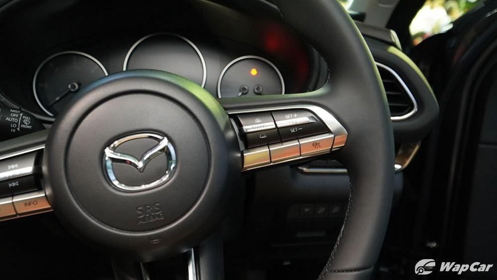 2020 Mazda CX-30 Interior 007