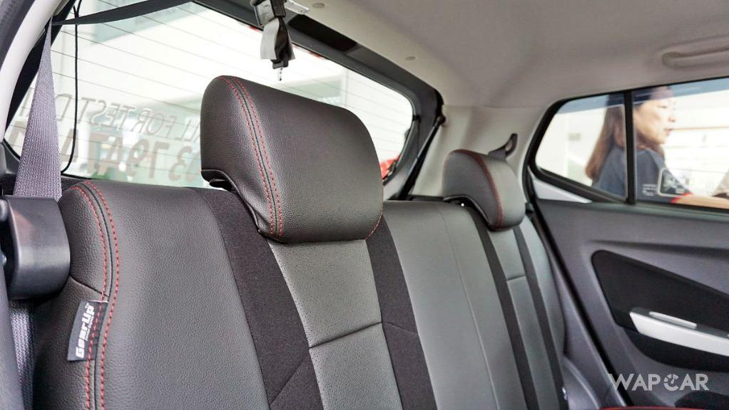 2019 Perodua Axia AV 1.0 AT Interior 072