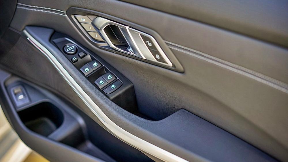2020 BMW 3 Series 320i Sport Interior 196